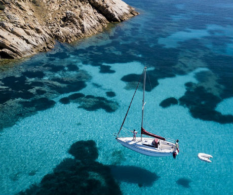 yacht-charter-route-planning-sardinia